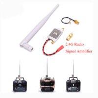 2.4 グラムラジオ信号アンプ信号ブースター rc quadcopter multicopter ドローン flysky のため radiolink 2.4 グラムリモコン