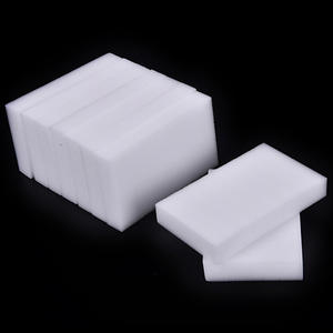 Melamine Sponge Eraser Bathroom Clean-Accessory/dish-Cleaning Kitchen White New for Office