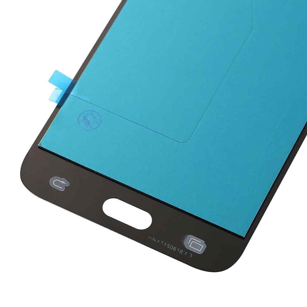 """5.7 """"استبدال أجزاء سوبر AMOLED شاشات الكريستال السائل لسامسونج غالاكسي A8 A800 A8000 A800F شاشة الكريستال السائل مع اللمس محول الشاشة الرقمي"""