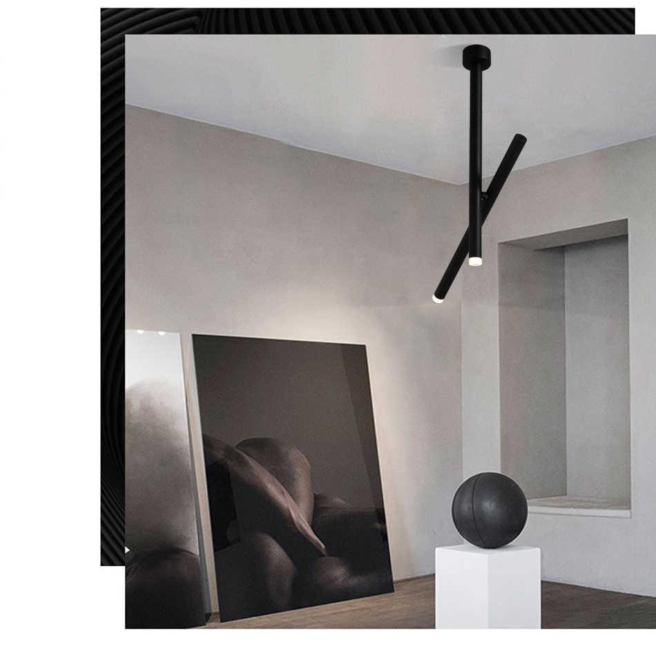 Led表面実装天井ダウンライト 10 ワットコードランプキッチン会社テーブルパイプチューブランプダイニングルームバーショップスポットライト