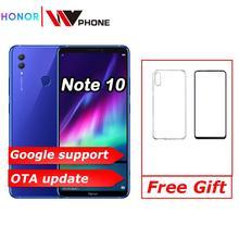 Honor Note 10 mobile phone Kirin 970 Octa core Mobi