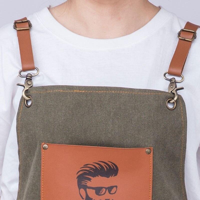 avental do cabeleireiro para o cabeleireiro