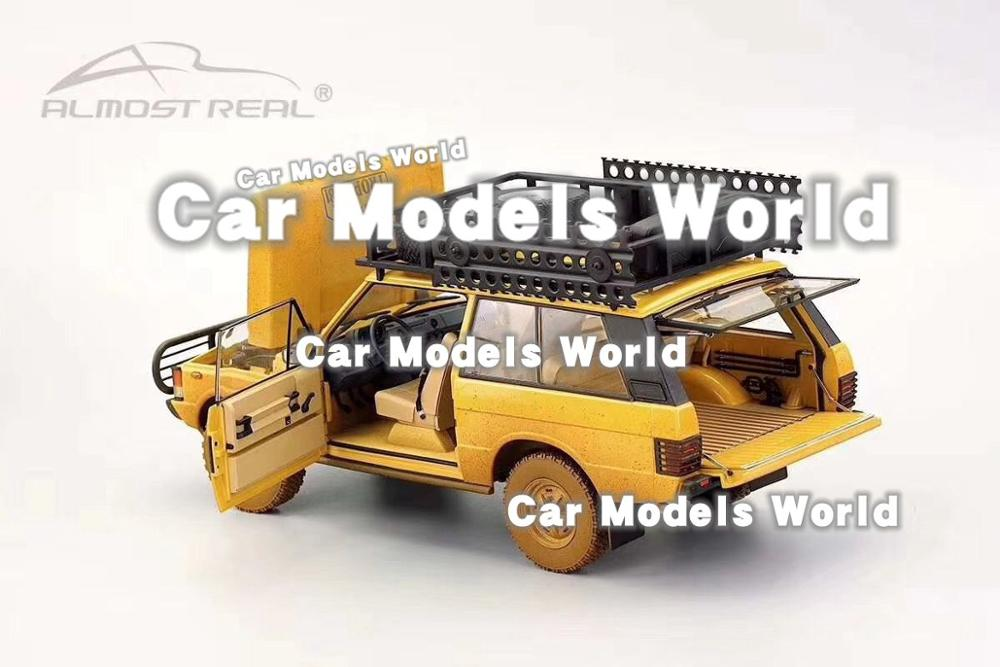 """Image 4 - Diecast Car Model for """"CAMEL TROPHY"""" SUMATRA 1981 Dirty Version 1:18 + SMALL GIFT!!!!Diecasts & Toy Vehicles   -"""
