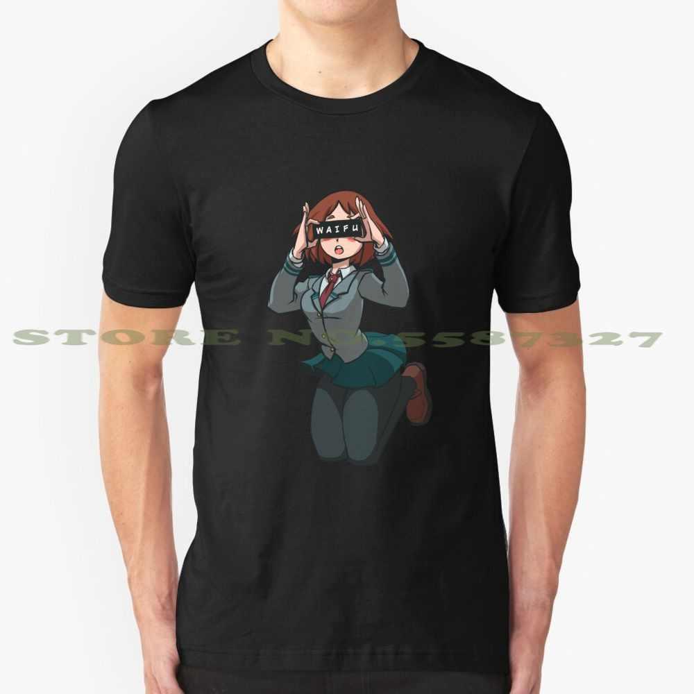 Unisex T-Shirt Ochaco Uraraka From Boku No Hero Academia Shirts For Men Women Graphic Shirts