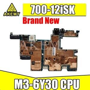 Для For Lenovo MIIX 700-12ISK MIIX700 MIIX-700-12ISK CMX40 NM-A641 материнская плата планшета CPU M3 6Y30 4G 100% ТЕСТ ОК