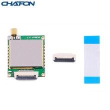 Chafon 8メートル長距離uhf帯rfidリーダーモジュール865 868 902 928 470mhz 1アンテナポートタイミングシステムのために使用