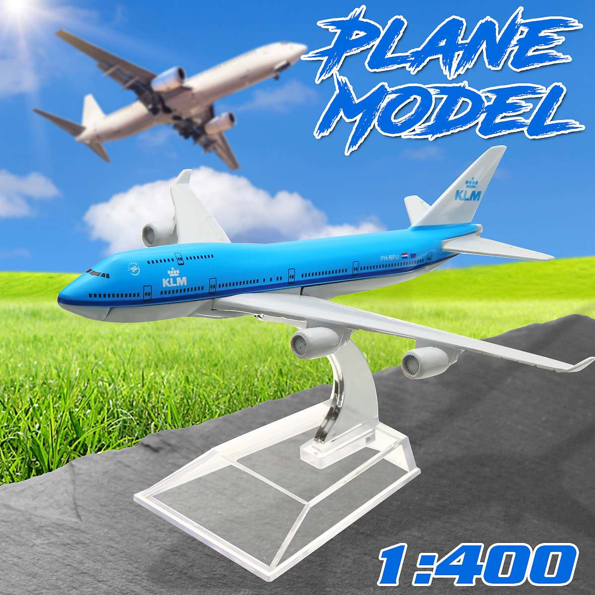 Aircraft Model Diecast Metal 1:400 Airbus A380 16cm Airplanes Plane Model Airplane Model B747