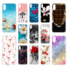 Phone Case For TP-Link Neffos C9 Max Cases Silicon DIY Painted Soft TPU Protective Coque For TP-Link Neffos C9 Max Covers 6 09 #8243 cheap AKABEILA Fitted Case Animal Floral Flamingo Geometric Quotes Messages Dirt-resistant Anti-knock Soft TPU Silicone For Woman Man Boy Girl Child