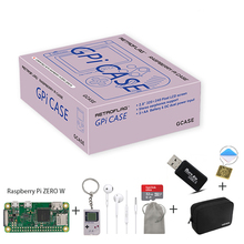 In Voorraad! Retroflag Gpi Case Kit Voor Raspberry Zero W Met 32G Micro Sd kaart Heatsink Draagtas