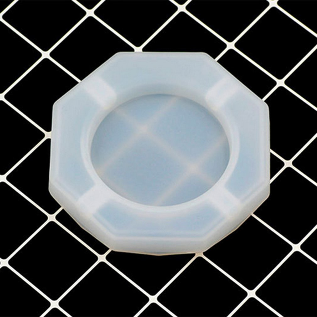 Portable Size Ashtray Silicone Mold Craft DIY Jewelry Making Universe Cake Decoration Jewelry Tools Mold Accessories