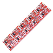 10pcs TTP223 Touch knop module Zelfsluitend/No-Locking Capacitieve schakelaar single channel wijzigt sensor(China)