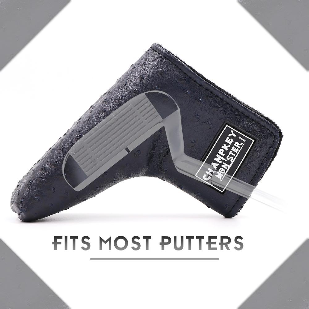 1PCS Thick PU Golf Headcover Putter