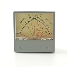 Watt Meter Radio VU 2w-Panel SZ-70 Standing-Wave-Ratio Stationary SWR Reflected Forwad