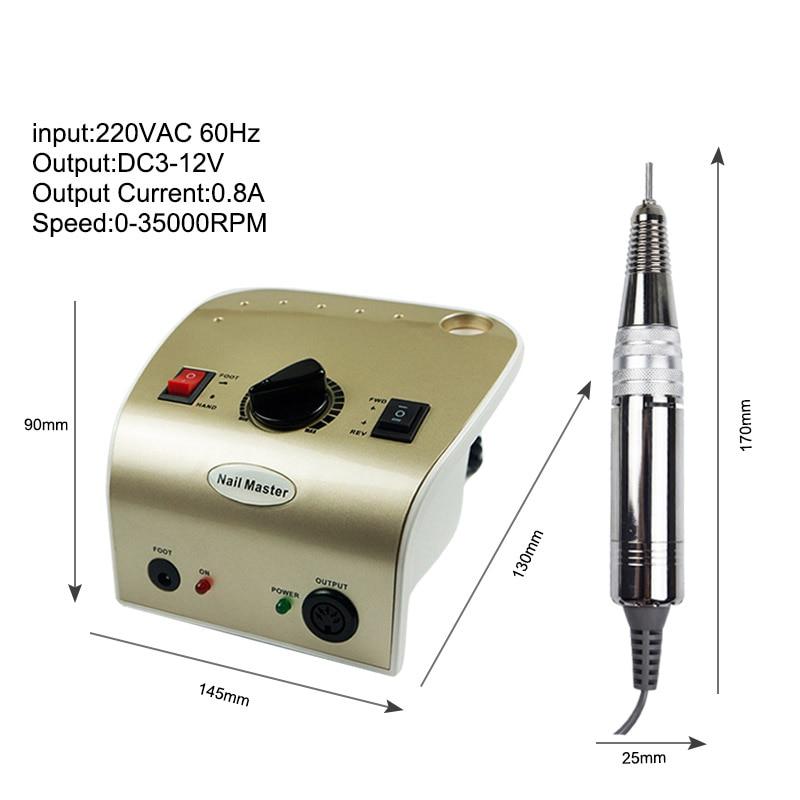 65w eletrica broca do prego manicure maquina 01
