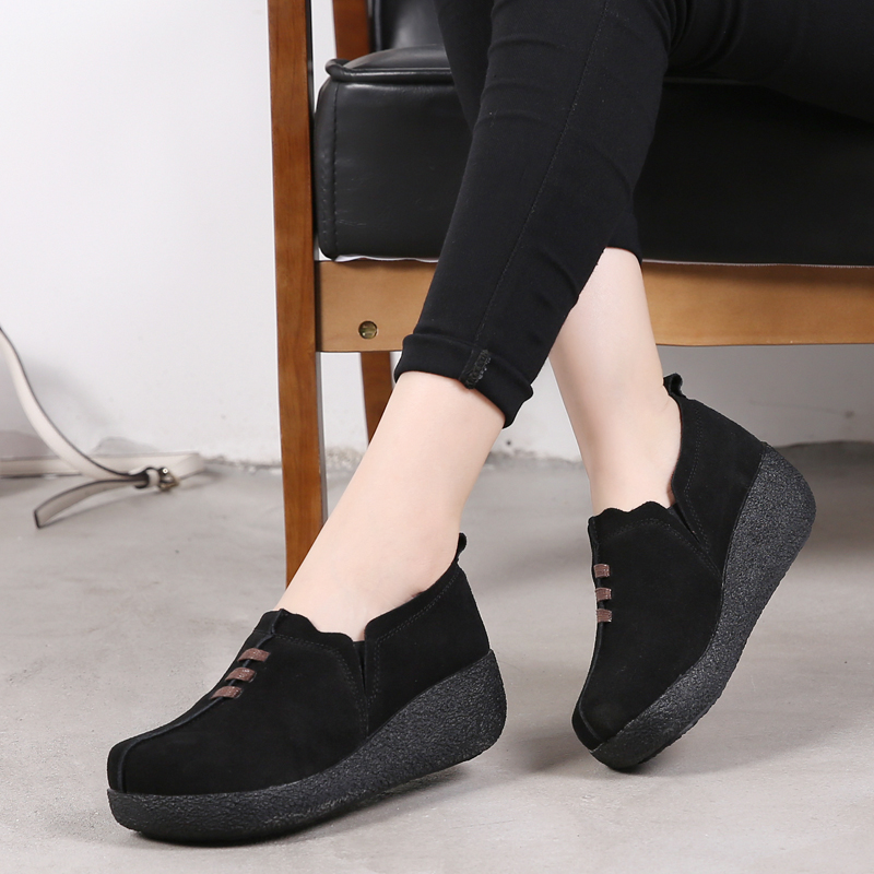 Women Creepers Shoes Sneakers