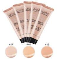 Long-lasting Foundation Base BB Cream Facial Long Lasting Whitening Makeup Primer Make Up Foundation Concealer Korean Cosmetics