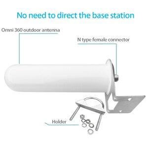 Image 2 - Уличная антенна Lintratek Omni для 800 МГц 2500 МГц 2G 3G 4G GSM ретранслятор, усилитель сотовой связи, Интернет Усилитель мобильного сигнала