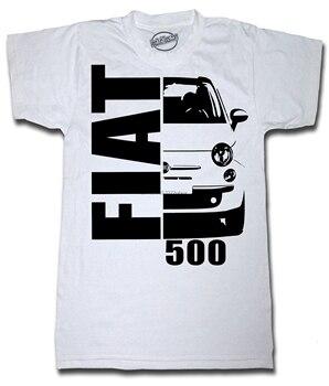 Fiat inspired 500 Class car Mens T-shirt men t shirt