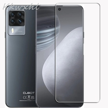 9H HD Tempered Glass For Cubot X50 Protective Film ON  CubotX50  Screen Protector Cover