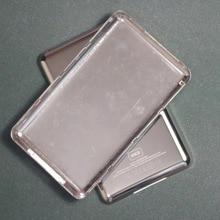 아이팟 비디오 30 기가 바이트 60 기가 바이트 80 기가 바이트 뒷면 커버 케이스 슬림하고 두꺼운
