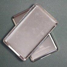 Para iPod Video 30GB GB 80 60GB tampa traseira caso fino e Grosso