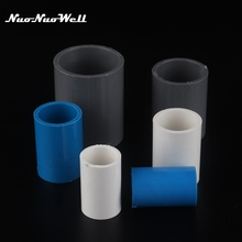 Joints Irrigation-Pipe Straight-Connector Water-Tank Aquarium Garden Nuonuowell 2pcs