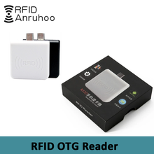 RFID 13.56Mhz Smart Chip Detection NFC Tag Badge Support WINDOWS/Android Portable 1K S50 ISO14443 IC Card Reader Free Shopping