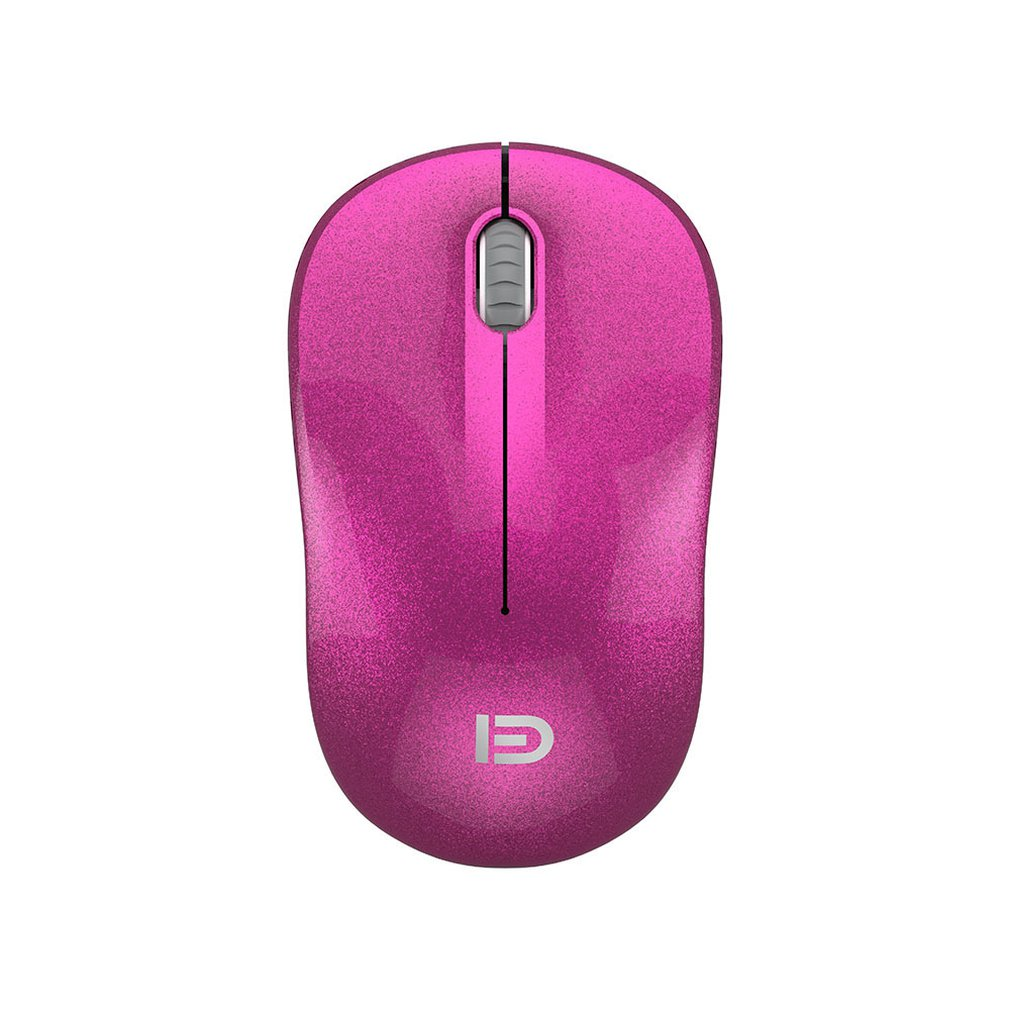 V1 Compact Size Fashion 2.4G Wireless Gaming Mouse 3 Button Ultra Quiet Lightweight Gamer Laptop PC Computer Mouse