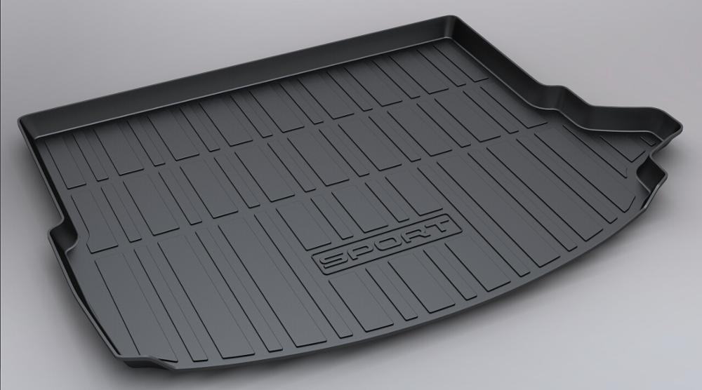 YJ99 Custom Fit For Land Rover Discovery Sport 2015-18 2019 TPO Car Cargo Rear Trunk Mat Boot Liner Tray All Weather Waterproof
