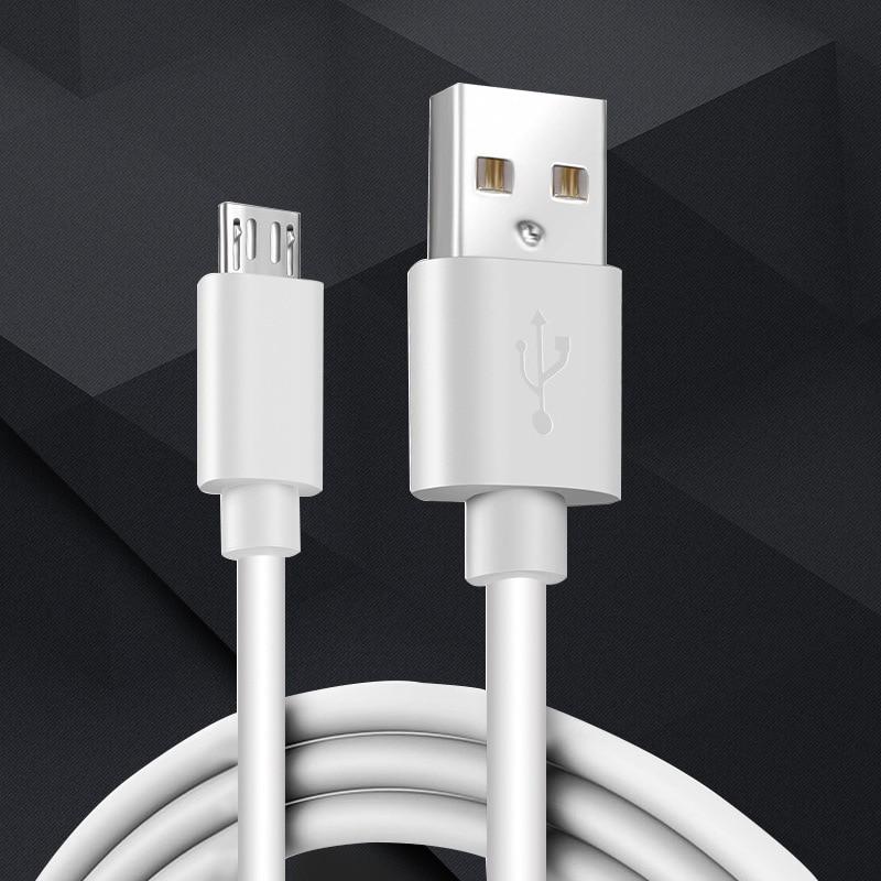 2.4A быстрозаряжающий Кабель с разъемом Micro USB, быстрая зарядка, мобильный телефон Android зарядного устройства Type-C для передачи данных Шнур для ...