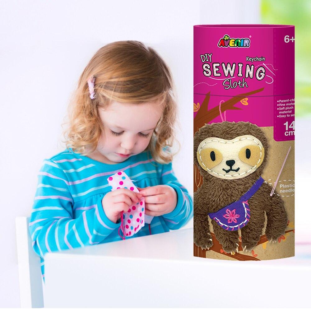 DIY Sewing Children's Crafts