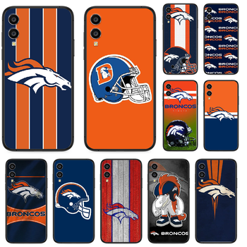 Denver Bronco American Football Phone case For Huawei Honor 10 10i 20 6A 7A 7C 8 8A 8X 9 9X Play View 20 Lite Pro black image