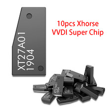 10 pçs/lote xhorse vvdi super chip xt27a01 xt27a66 transponder para id46/40/43/4d/8c/8a/t3/47 para vvdi2 vvdi mini ferramenta chave
