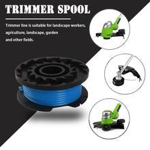 Сменная катушка для триммера, совместимая с зелеными работами для очистки 065 однолинейная Автоматическая Замена струнного триммера