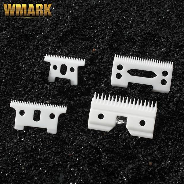Wmark 2/10/100 個セラミック動翼用のボックスコードレスクリッパーペット D8 t outliner 8081 detailer は gto 替刃