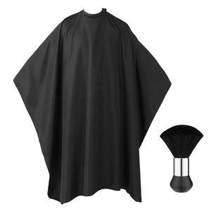 FRCOLOR 1PC Parrucchiere Grembiule Taglio Dei Capelli Impermeabile Panno Salone di Barbiere Del Capo Parrucchiere Taglio di Capelli Mantelle