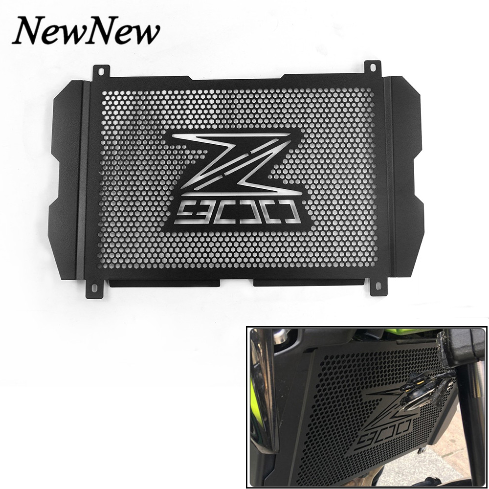 For <font><b>Kawasaki</b></font> Z900 <font><b>Z</b></font> <font><b>900</b></font> <font><b>2017</b></font> 2018 2019 Motorcycle Accessories Radiator Grille Cover Guard Stainless Steel Protection Protetor image