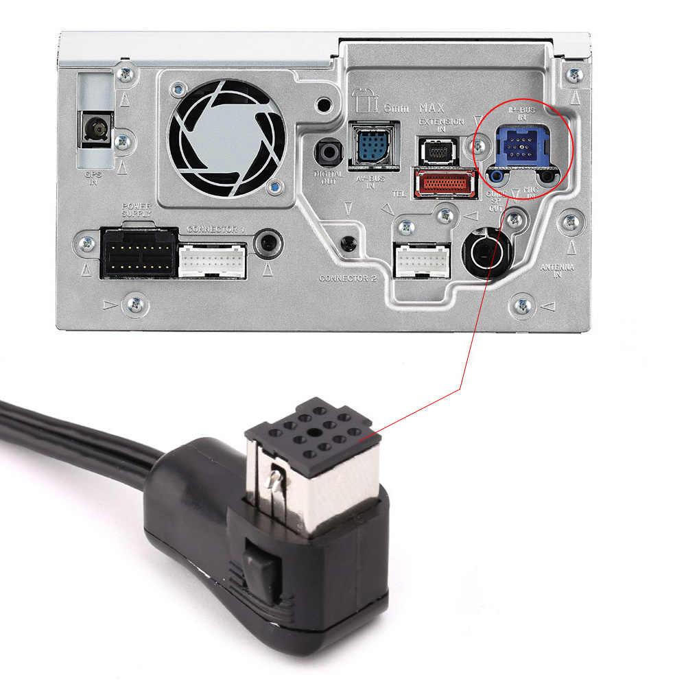 車の Bluetooth オーディオレシーバーアダプタケーブルツールパイオニア IP-BUS 11Pin CD DVD P99 P01
