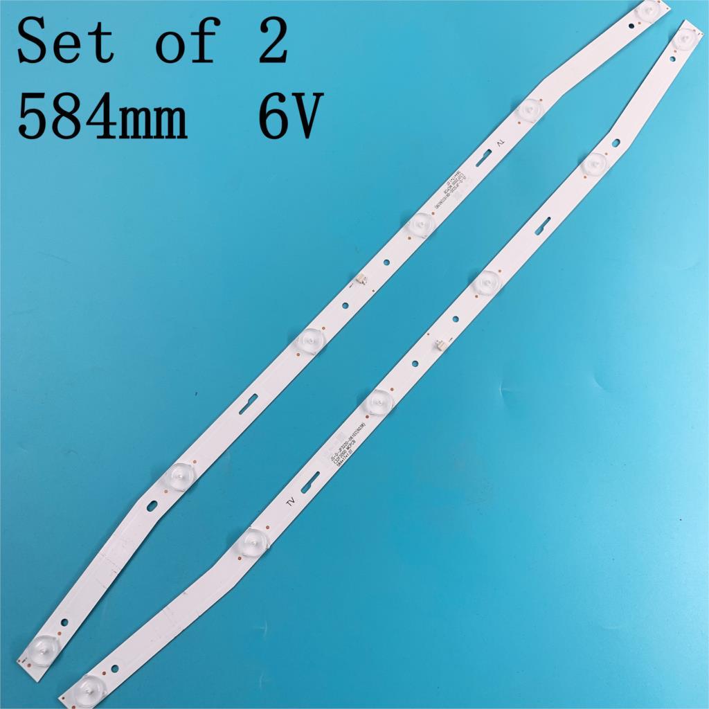 New Original For Mc-20a /3210G Light Bar JS-D-JP3220-061EC Ms-l1160 V3 Ms-l1220 V2 R72-32d04 Curved Panel Light Bar