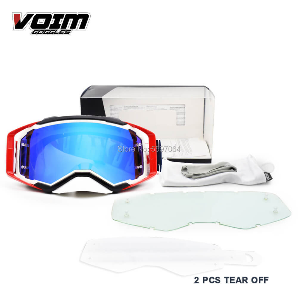 Motorcycle Goggles Protective Motocross Glasses Windproof Motorbike Racing MX Goggles Off Road Cascos Gafas Free Tear Ofd