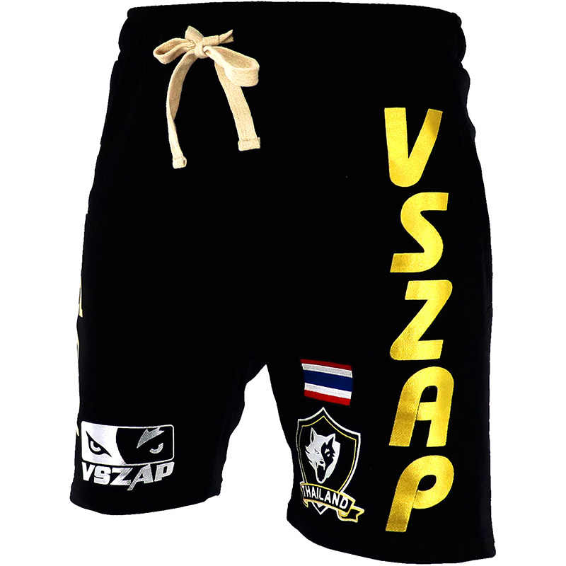 Hombres Transpirable Lucha Boxeo Pantalones Cortos Ni/ños Fitness Running Deportes Cortos