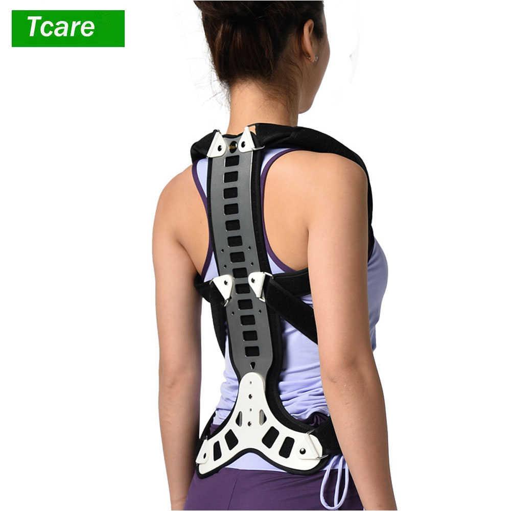 1 個姿勢補正バックサポート快適な背中と肩ブレース男性の女性のための医療機器に改善悪い姿勢
