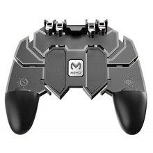 Игровой геймпад AK66 для смартфона Pubg, триггер, кнопка огня, игровой контроллер, джойстик