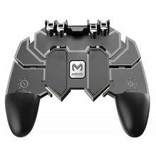 Gra Pubg Gamepad AK66 do telefonu komórkowego Shooter przycisk spustowy kontroler do gier Joystick metalowy spust