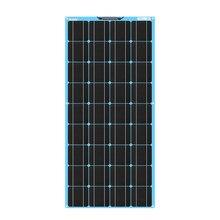 BOGUANG 18V 120w panel solar kit completo system110V 220V Zonnepanelen Painéis solare celular para 12V de la batería de coche barco yate
