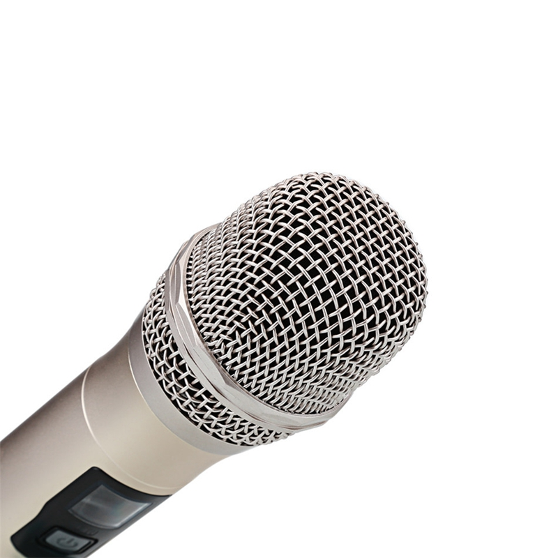 FULL MU 6S Wireless Handheld Mikrofon Dual Kanal UHF Festen Frequenzen Bluetooth Dynamische Patrone Echo Wirkung EU Plu - 6
