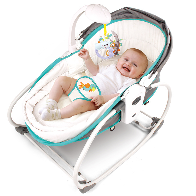 H3fba08f2298546efb8ca5cd3a2b8ae019 Baby Furniture Cradle 5 in 1 baby rocking bed Baby Cradle rocking chair baby recliner portable baby basket baby crib babynest