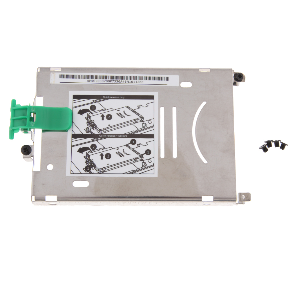 Replacement HDD Hard Driver Caddy Tray Holder For HP  15  17 G1 G2 4