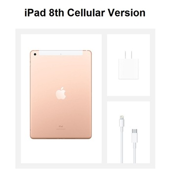 Apple iPad 8th Gen 2020 10.2″ Retina Display 32/128G WIFI/Cellular Tablet