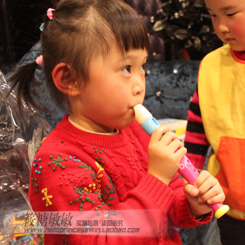 Beginner Music Clarionet Instrument Children Men And Women Children Playing Cartoon Piccolo Toy Six Holes Short 10 Yuan